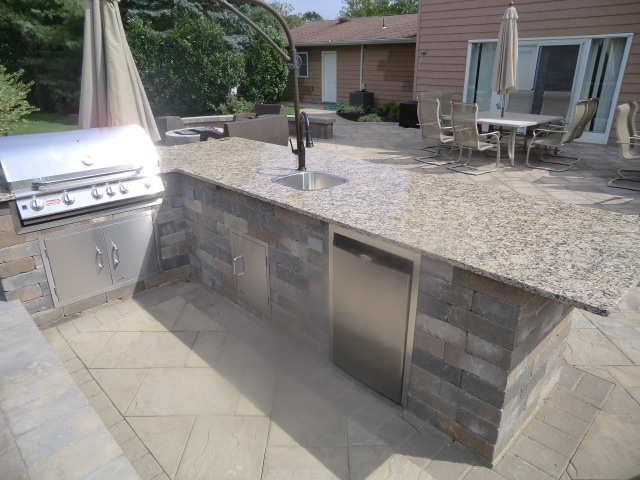 Long Island Outdoor Kitchens Designs Construction