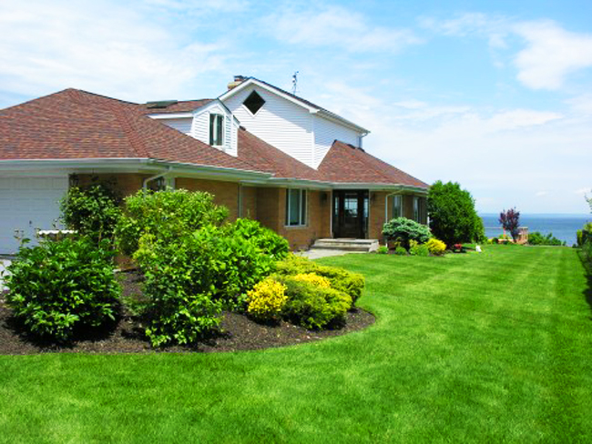 An example of Long Island Landscape Designers - Long Island Landscape Design Landscaping Design & Construction
