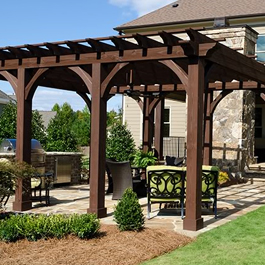 Long Island Patios, Stoops & Pergolas from Great Outdoors Designs