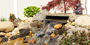 Nassau County Waterfall Design